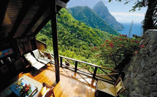 The Ladera Resort