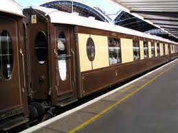 The famous British Pullman Train, United Kingdom