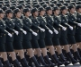 Female Chinese police officers